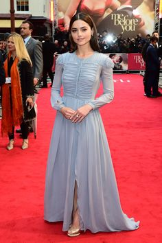 9 Times Jenna Coleman Was The Queen Of The Red Carpet - Pretty 52                                                                                                                                                                                 More