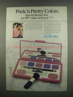 1984 Bonne Bell Pink 'n Pretty Colors Ad