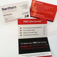 12 best business cards images on pinterest business cards carte northern fire safety business cards colourmoves