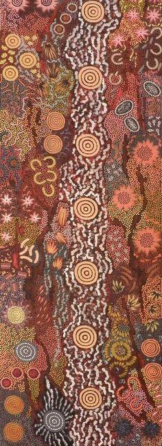 Aboriginal Art Galleries - Michelle Possum