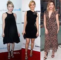 Celebrities Love Stuart Weitzman 'LegWrap' Sandals