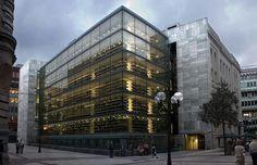 Biblioteca de la Diputacion. Bilbao. Spain