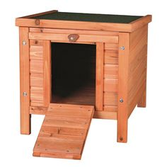 Shop for Pawhut Brown Wood Stacked Outdoor Rabbit Hutch and Guinea Pig House. Get free delivery On EVERYTHING* Overstock - Your Online Small Animal Supplies Store! Cage Petit Animal, Small Animal Cage, Small Animals, Cage Hamster, Cat Cages, Guinea Pig House, Guinea Pigs, Hamsters, Chinchilla