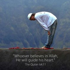 """Surah 29:69 """"As for those who strive in Us, We surely guide them to Our paths, and lo! Allah is with the good"""" Surah 18:29 """"Say: (It is) the truth from the Lord of you (all). Then whosoever will, let him believe, and whosoever will, let him disbelieve."""" God is clearly telling us that we need to struggle hard in order to find the path to God. Allah will only guide those who actually struggle to be guided. If God has already predetermined who would go to hell and heaven without giving us free…"""