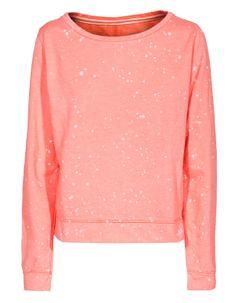 JUVIA Sweat Spark Coral Sweater