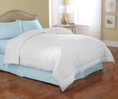 / Getting Out Of Bed, Comforters, Duvet Covers, Plush, Cozy, Warm, Blanket, Montgomery Ward, Furniture