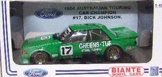 Dick Johnson Ford XE Falcon 1984 ATCC Winner