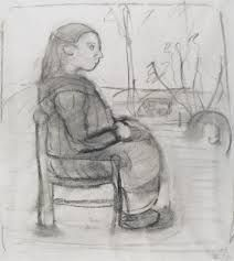 Billedresultat for paula modersohn-becker drawings
