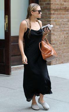Trucos de estilismo de las celebrities para las vacaciones: Ashley Olsen