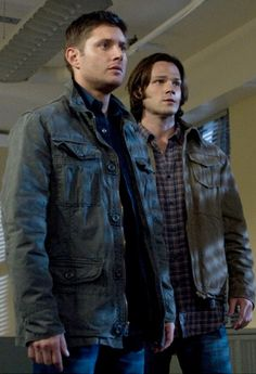 'Supernatural' stars Jensen Ackles and Jared Padalecki talk time travel and monster babies