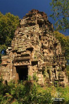 Preah Khan Cambodia 9