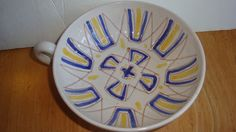 NORWAY POTTERY HAND MADE STUDIO BOWL