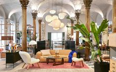 Maximum interior inspiration. The post The Best Design Showrooms in Copenhagen first appeared on Scandinavia Standard.