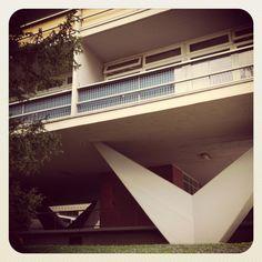 Oscar Niemeyer - IBA 1957 - Hansa Viertel - Berlin