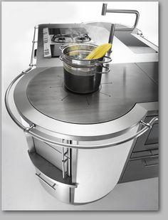 Küchenofen - Heizungsherd Pertinger Ökoalpin