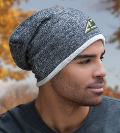 "AJM is proud to add another slouchy toque ""2B333M"" to its collection. What makes this slouchy toque so unique is that it can be worn during any season (Spring/Summer/Fall/Winter). Made from a lightweight polycotton with a marl jersey knit, this slouchy offers a soft relaxed look and feel. Available in black as shown. Contact AJM International at 1-800-361-6256 or visit www.ajmintl.com"