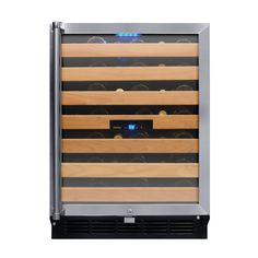 Vinotemp 50-Bottle Wine Cooler with Interior Display -- This is an Amazon Affiliate link. You can find out more details at the link of the image.