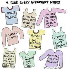 Introvert Doodles by Maureen Wilson Introvert Love, Introvert Personality, Introvert Quotes, Introvert Problems, Extroverted Introvert, Infp, Im Alone, Home Schooling, Mbti