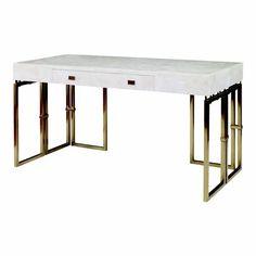 Century Furniture Links Desk For Sale Vintage Writing Desk, Unique Desks, Drawer Pulls, Bronze Finish, Entryway Tables, Interior Decorating, Grand Tour, 3 Weeks, Pine