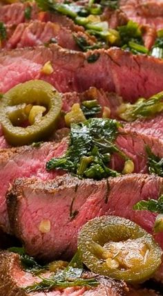 Jalapeno Lime Steak Roast Beef Recipes, Meat Recipes, Mexican Food Recipes, Dinner Recipes, Grilled Recipes, Cooking Recipes, Beef Dishes, Pinterest Recipes, Ketogenic Recipes