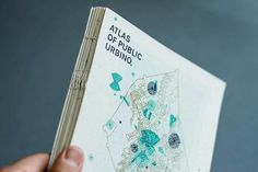 Atlas of Public Urbino by Andrea Tolosano, via Behance