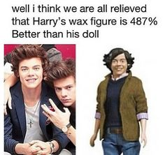 Hahaha so true but seriously who made that doll and what were they thinking??