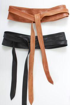 Ada, Obi Wrap Belts