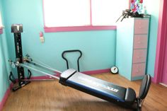 #ad Our Exercise Room