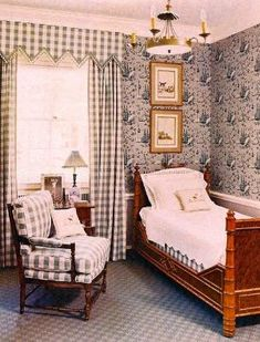 Charming and elegant child's bedroom by Leta Austin Foster by Eva0707