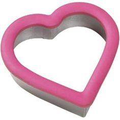 Amazon.com: Wilton Comfort Grip Heart Cutter: Kitchen & Dining