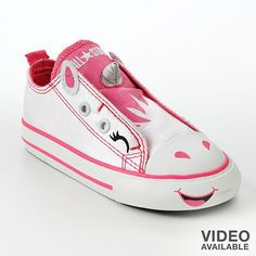 a84df8d358b0 Unicorn Chuck Taylors...kylee would LOVE these!! Cute Shoes For Kids
