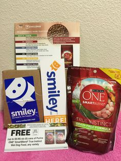 Love this new Purina One SmartBlaneds!! Take the 28-Day Challenge! @smiley360 #ONEdifference #FreeSample