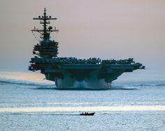 US-Präsenz im Persischen Golf: Kriegsschiffe, Marschflugkörper, Senkrechtstarter