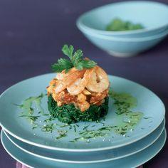 Découvrez la recette des crevettes express
