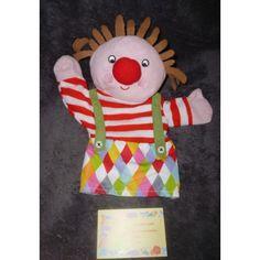 Clown Marionnette Nez Rouge