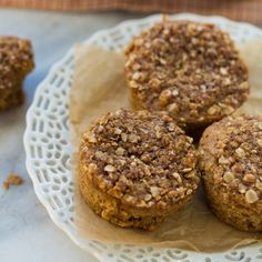 Carrot Zucchini Toddler Muffins {Gluten-Free, Dairy-Free} - Meaningful Eats