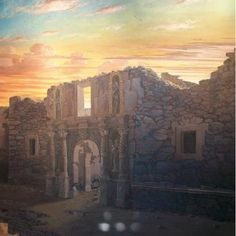 Beautiful paintings of the Alamo - great website for Mark Lemon Texas Revolution, San Antonio Missions, Republic Of Texas, Texas Pride, American Frontier, Texas History, Old West, History Books, Beautiful Paintings