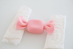 How to make gum paste candy | CakeJournal | How to make beautiful cakes, sweet cupcakes and delicious cookies