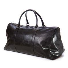 Kastrup Weekender bag - Black