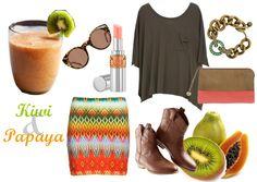 Kiwi & Papaya