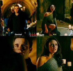 The Originals 4x10 Kolvina!