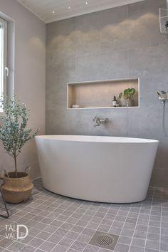 Benjamin moore nantucket grey gray and green bathroom ideas new blue Small Bathroom Redo, Bathroom Mirror Design, Modern Bathroom Tile, Tiny House Bathroom, Guest Bathrooms, Bathroom Interior Design, Master Bathroom, Bathroom Ideas, Small Bathrooms