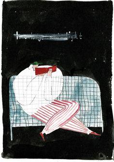https://www.behance.net/gallery/38605373/Ray-Bradbury-Dandelion-Wine