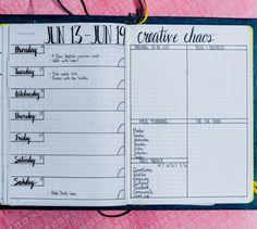 Bullet Journal layout ideas | bullet journaling | bullet journal | bullet… More