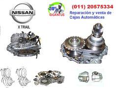 Caja Automática Nissan: VENTA DE CAJA AUTOMATICA NISSAN XTRAIL CVT