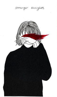 A minha intenção é fazer com que ninguém me veja...