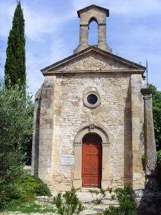 Remoulins, France - Chapelle Saint-Martin