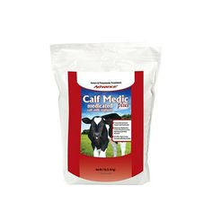 Advance 700056 Calf Medic Plus Scours and Pneumonia Treatment Calf Milk Replacer 7Pound -- To view further for this item, visit the image link.