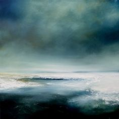 CULTURE N LIFESTYLE Hazy Abstract Seascapes by Paul Bennett