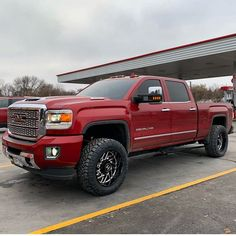 Gmc Trucks, Cool Trucks, Pickup Trucks, Gmc Denali Truck, Chevrolet Silverado 1500, Monster Trucks, Vehicles, Badass, Cars